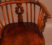 Ash & Elm High Windsor Chair Allsop Worksop Maker (4 of 8)