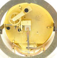 Rare Antique French Farcot Mantel Clock 8-Day Swinging Cherub Mantel Clock (10 of 11)