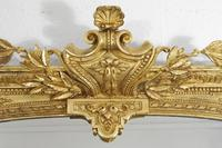 19th Century Gilt Overmantle Mirror (4 of 12)