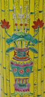 Good Pair of Chinese Tongzhi Period Bamboo Vases (9 of 9)