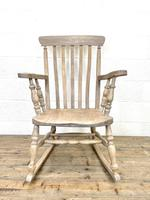 Late 19th Century Rocking Chair (3 of 8)