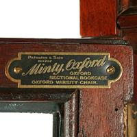 """Minty"" Mahogany Stacking Bookcase (7 of 8)"