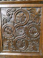19th Century Carved Oak Cupboard / Dresser (3 of 16)