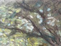 "Edwardian Pastel Painting ""The Sheepfold"" By John Robert Keitley Duff RI RA Rse (27 of 34)"
