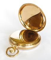 1920s Bernex Stem Winding Pocket Watch (4 of 5)