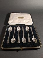 Set of George V Silver Coffee Spoons (5 of 5)