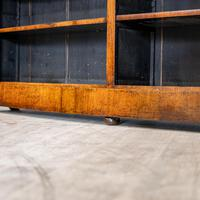 Open Rosewood Bookcase (6 of 12)