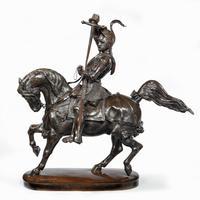 Italian Bronze Equestrian Sculpture of Emanuele Filiberto, Duke of Savoia, by Baron Carlo Marochetti (3 of 17)