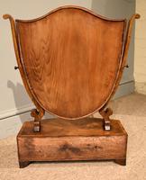 George III Hepplewhite Design Dressing Mirror (2 of 5)