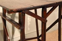 """Campaign Table Easel """"Hatherley"""" Patent (3 of 5)"""