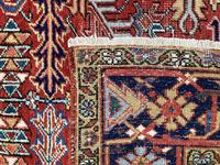 Antique Heriz Carpet (10 of 12)