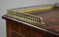 Victorian Rosewood Inlaid Coal Purdonium by Jas Shoolbred (12 of 16)