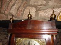 George III Oak Longcase Clock (9 of 11)