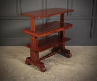 William IV Metamorphic 3 Tier Buffet Table (8 of 12)