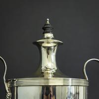 Edwardian Irish Silver Samovar (4 of 20)