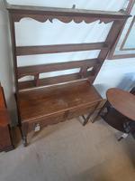 Small Oak Dresser (3 of 4)