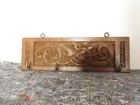 Iona Celtic Inspired Carved Panel (8 of 10)