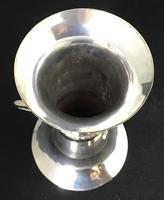 Art Nouveau Silver Plated Vase by George Wish & Son Sheffield (5 of 7)