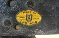 Early 20th Century Industrial Swivel Oak Work Chair (8 of 16)