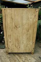 Fantastic Old Pine 2 Door Cupboard with Shelves - Linen/ Larder/ Storage / Food (10 of 10)