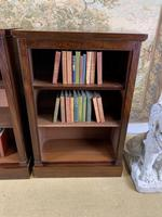 Pair of Late Victorian Mahogany Bookcases (4 of 5)