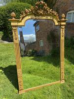 French Antique Gilt Mirror (4 of 4)