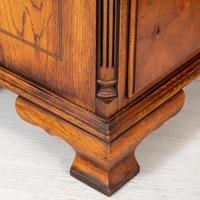 Pair of Yew Wood Oyster Chests (6 of 10)