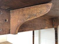 Victorian Oak Pembroke Table (6 of 9)