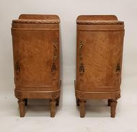 Pair of Art Deco Bedside Cabinets (2 of 6)