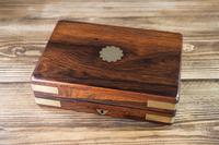 William IV Rosewood Table Box 1830 (7 of 10)