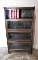 Antique  Mahogany Glazed Solicitors Bookcase (2 of 9)