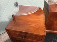 Unusual Pair of Walnut Bedside Cabinet (7 of 13)