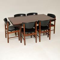 1960's Danish Rosewood Extending Dining Table (11 of 11)