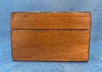 Victorian Walnut Inlaid Jewellery Box (6 of 12)