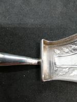 Georgian Silver Caddy Spoon - William Pugh (5 of 6)