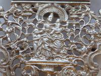 Victorian 1899 Maternity Hallmarked Solid Silver Nurses Belt Buckle (7 of 9)