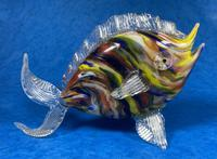 20th Century Italian Murano Glass Fish (3 of 9)