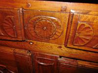 French provincial Louis XIV cherrywood buffet (5 of 12)