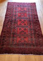 Handmade Persian Baluch Rug (5 of 14)