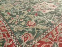 Arts & Crafts Soumakh Carpet Room (6 of 8)