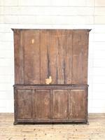 Antique 19th Century Glazed Oak Dresser (10 of 10)