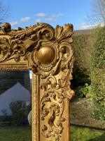 Very Large Gilt Mirror (5 of 11)