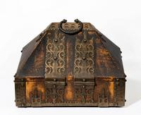 Early 19th Century Domed Top Eastern Spice Box (3 of 6)