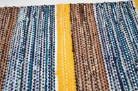 1960's Vintage Scandinavian Wool Rug (11 of 12)