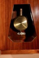 A vedette plain very stylish art deco westminster carillon walnut wall clock french circa 1935 (15 of 15)