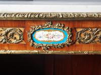 Antique Louis XVI Style Kingwood & Marble Cabinet (12 of 18)