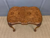 Large Sized Burr Walnut Coffee Table (9 of 11)