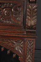 Carved Oak Pier Mirror (12 of 12)