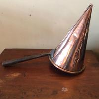 Victorian Copper Ale Warmer (2 of 11)