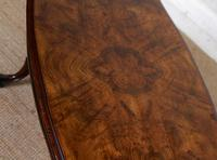 Walnut Writing Table Desk 19th Century Victorian (7 of 9)